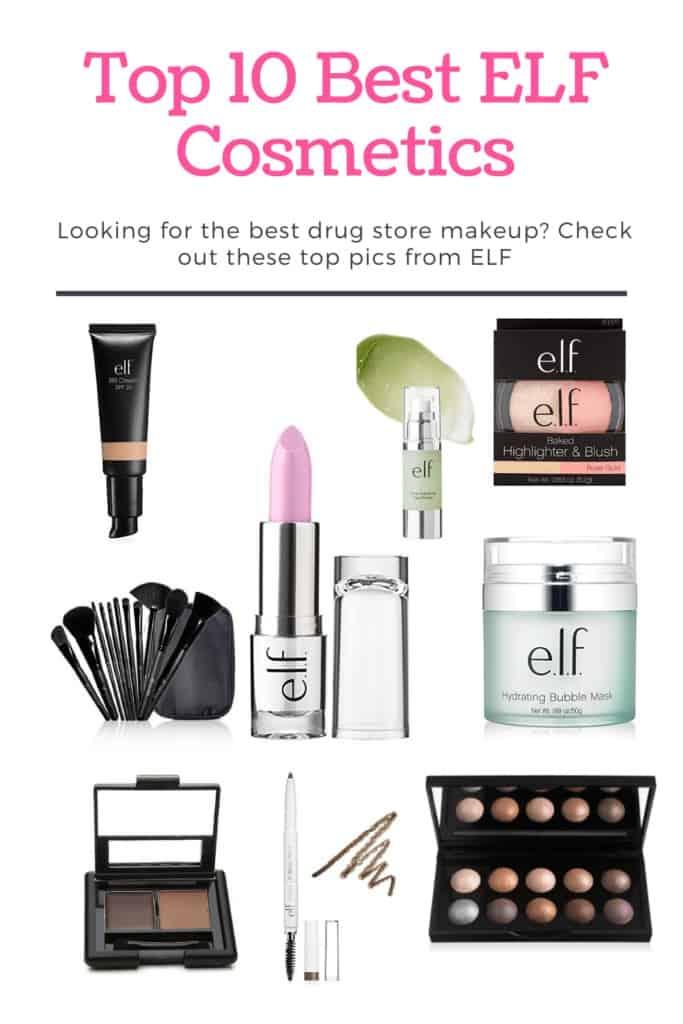 Top 10 Best ELF cosmetics