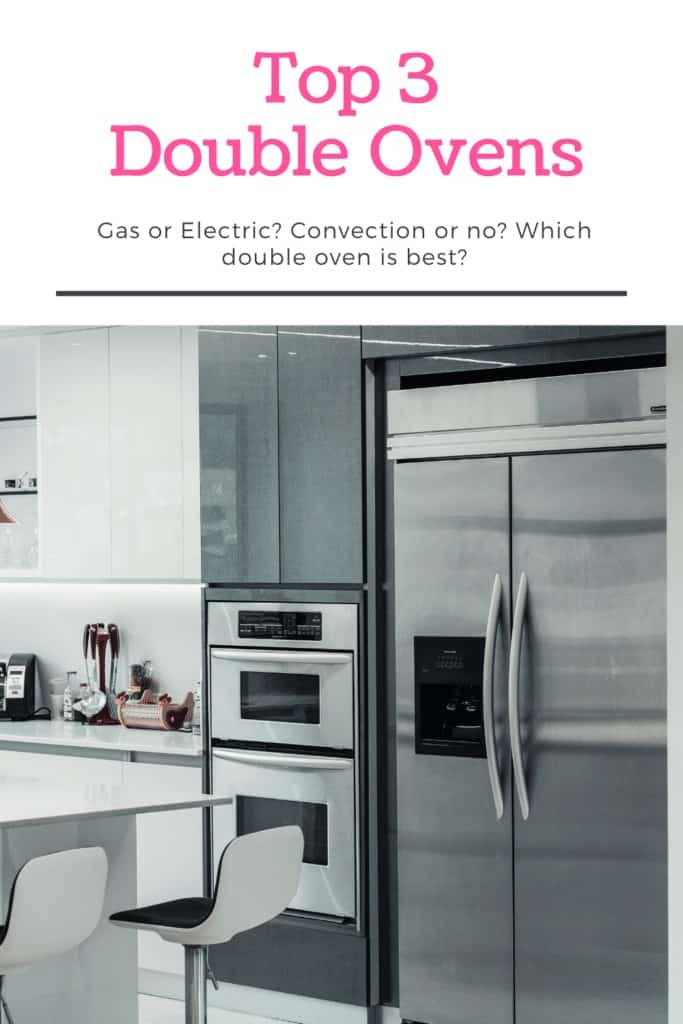 Top 3 Double Wall Ovens - which is best? Gas or Electric oven? Convection oven or no? #AD Double Oven Electric Range Wall Unit